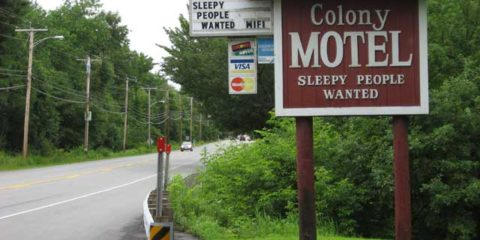 Colony Motel in Brewer Maine