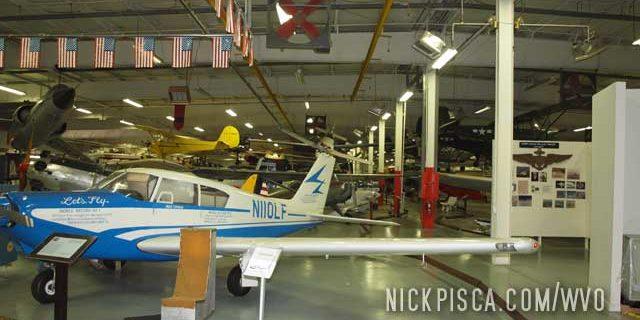 Mid-America Air Museum in Liberal Kansas