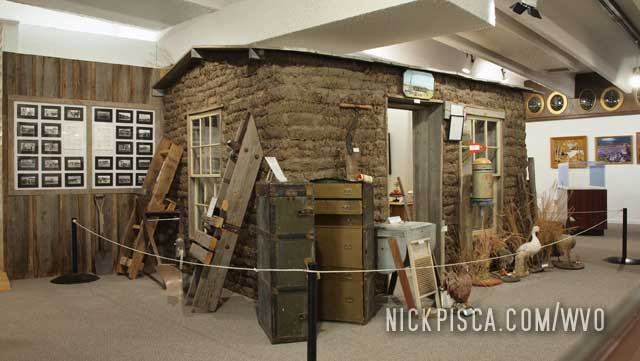 Fick Fossil and History Museum