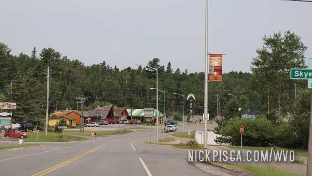 Sioux Narrows Ontario