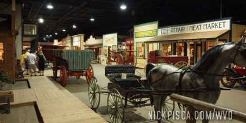 Western Development Museum in Saskatoon