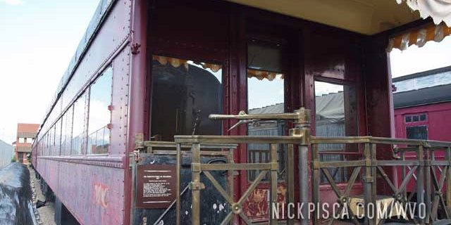 Cranbrook Train Museum