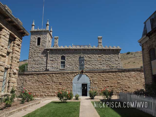 Old Idaho Penitentiary Site and Idaho Museum of Mining and Geology