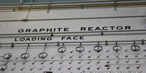 Oak Ridge National Laboratory Nuclear Reactor Tour
