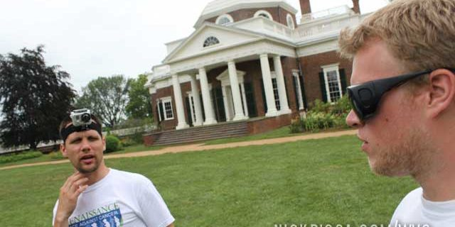 Montecello in Charlottesville