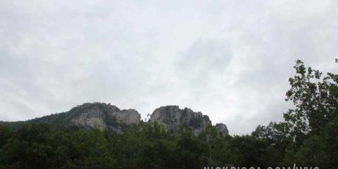 Seneca Rock West Virginia