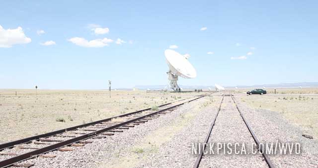 VLA (Very Large Array Telescopes)