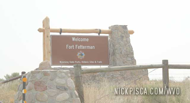 Fort Fetterman Historical Site