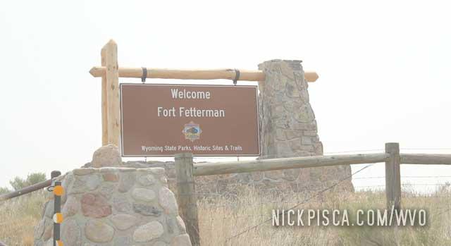 Fort Fetterman Historical Site