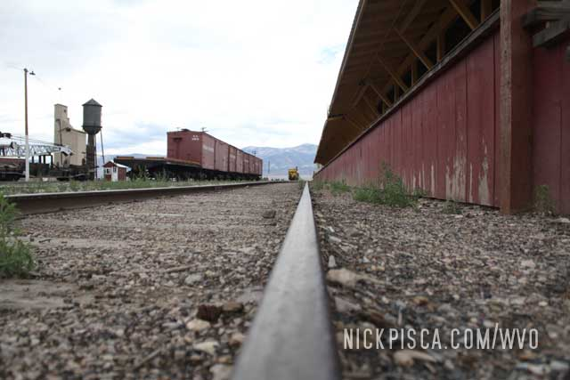 Northern Nevada Railway Museum in Ely