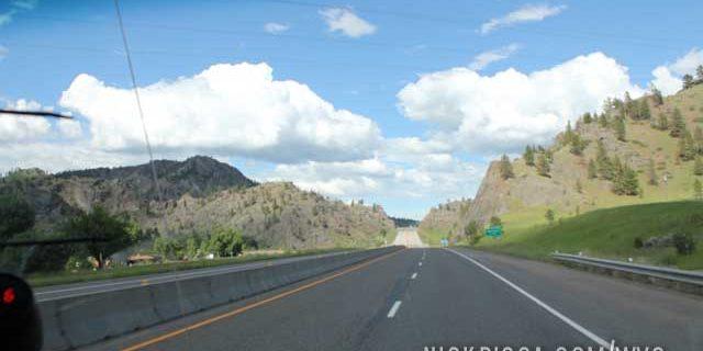 Cascade and Wolf Creek Montana