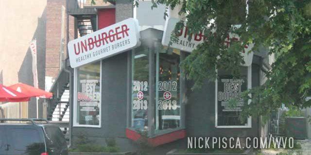 NUburger (Unburger) in Winnipeg