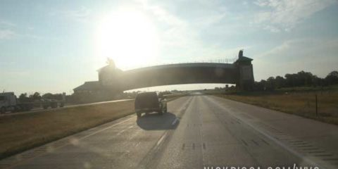 The Archway in Nebraska