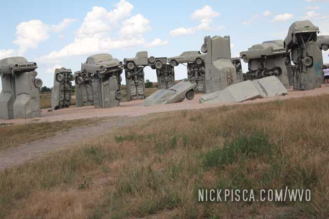Carhenge in Alliance Nebraska