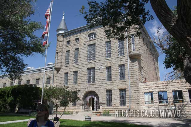 Wyoming State Penitentiary Museum in Rawlins