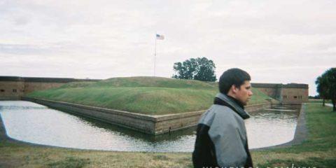 Fort Pulaski National Monument in Savanna