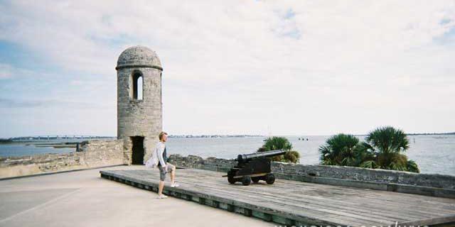 Castillo de San Marcos in St Augustine