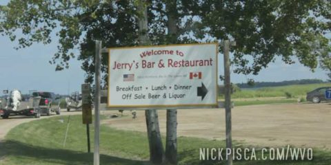 Jerry's Restaurant & Lounge in the Northwest Angle