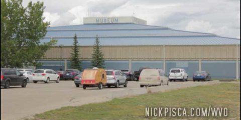 Western Development Museum in Moose Jaw