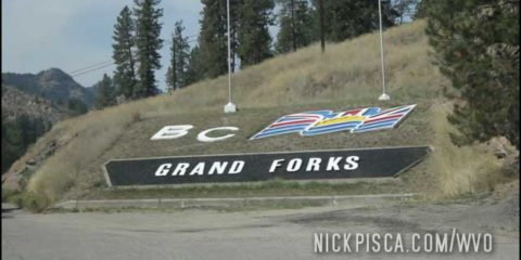Grand Forks and Christina Lake BC