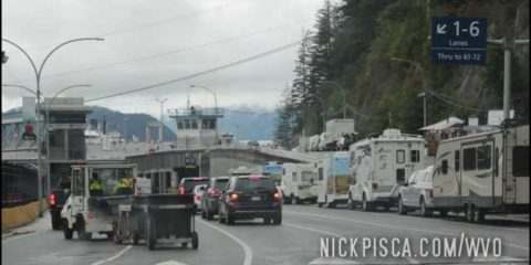 Horseshoe Bay and the Ferry to Vancouver Island