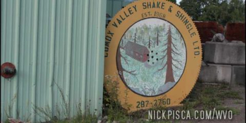 Fill Up Grease at Comox Valley Shake & Shingle
