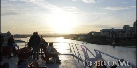 Victoria – Port Angeles Ferry
